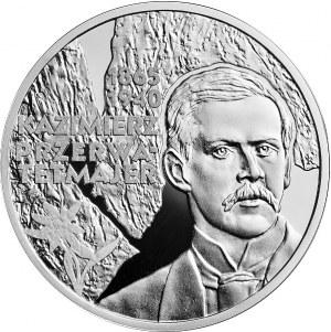 10 złotych 2015 - 150. rocznica urodzin Kazimierza Przerwy-Tetmajera