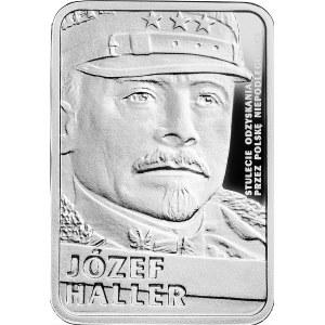 10 złotych 2016 - Józef Haller
