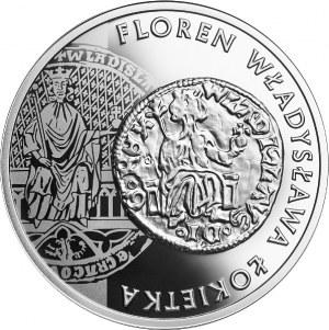 20 złotych 2015 - Floren Władysława Łokietka