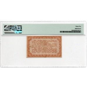 50 groszy 1924 - PMG 35