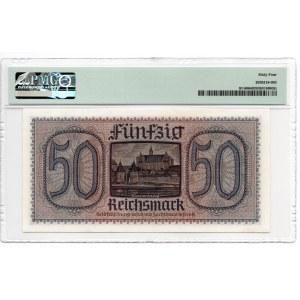 50 Reichsmark 1940 - PMG 64