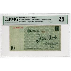 10 marek 1940 num.typ 1 bez znaku wodnego - PMG 25
