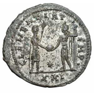 Cesarstwo Rzymskie, antoninian, Probus – cesarz rzymski w latach 276-282 (mennica Trypolis)