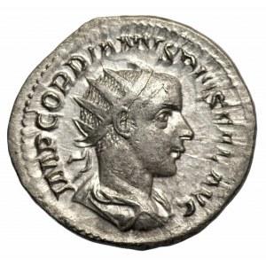 Cesarstwo Rzymskie, antoninian, Gordian III - cesarz rzymski w latach 238-244