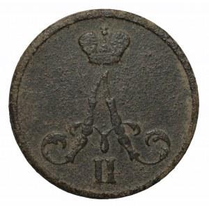 Zabór rosyjski, dienieżka 1855, B.M. Warszawa