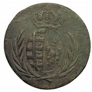 Księstwo Warszawskie, 1 grosz 1811 (I. S.)