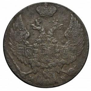 Zabór rosyjski, 10 groszy Królestwo Polskie 1840