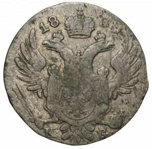 Zabór rosyjski, 10 groszy Królestwo Polskie 1830