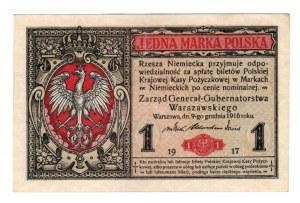 1 marka 1916 - Generał seria B