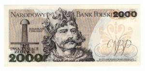 2.000 złotych 1979 - seria AD