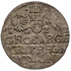 Zygmunt III Waza (1587-1632) - Trojak 1622 - Kraków