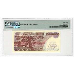 1.000.000 złotych 1991 - seria E - PMG 67 EPQ