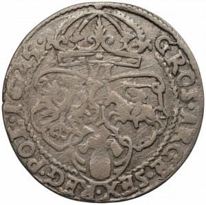 Zygmunt III Waza (1587-1632) - Szóstak 1625