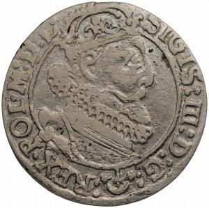 Zygmunt III Waza (1587-1632) - Szóstak 1624 - Kraków