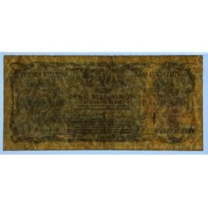 5.000.000 marek polskich 1923, - PMG 20