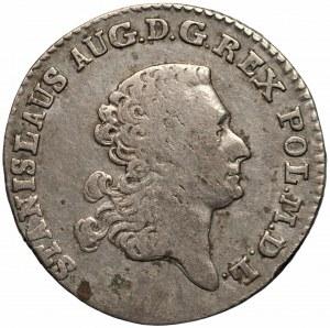 Stanisław August Poniatowski (1764-1795) - Złotówka 1767 FS - duże orły