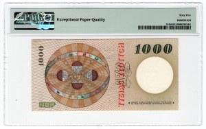1.000 złotych 1965 - seria S - PMG 65 EPQ