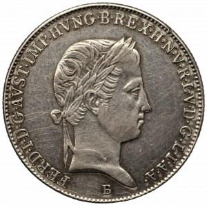 AUSTRIA - 10 krajcarów 1847 B