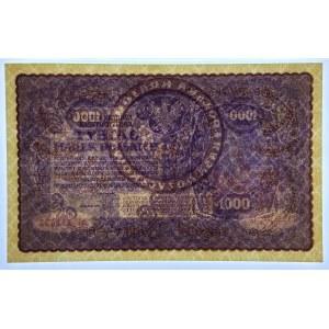 1.000 marek 1919 - I Serja B - PMG 66 EPQ