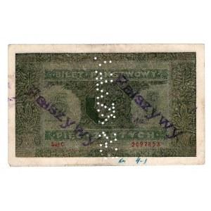Fałszerstwo z epoki 5 złotych 1926