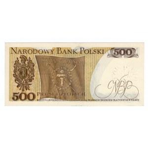 500 złotych 1974 - seria L