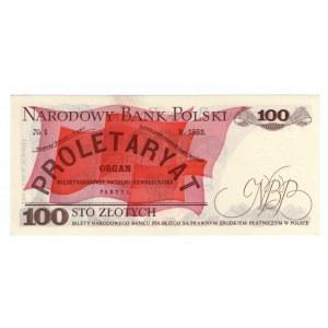100 złotych 1975 - seria A
