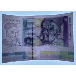 Niemcy 10 Deutsche Mark 1999