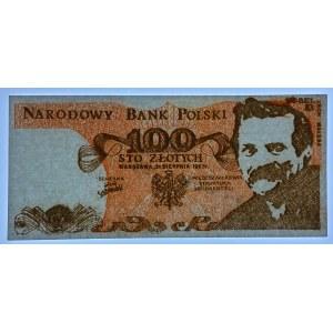 Solidarność, 50 groszy 1982 Jaruzelski i 100 złotych 1984 Wałęsa (2szt)