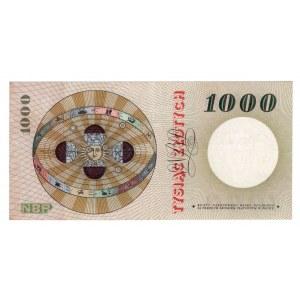 1.000 złotych 1965 - seria C