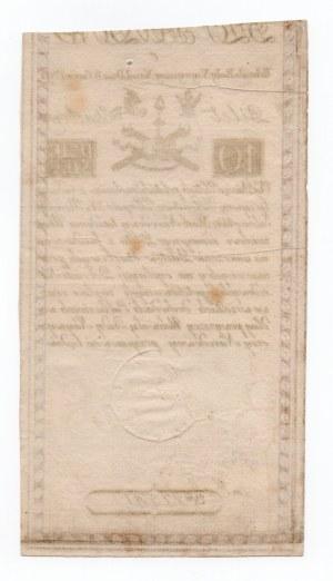10 złotych 1794 - seria c