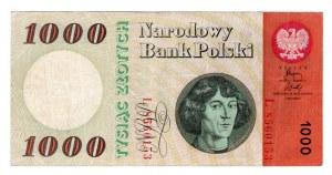 1.000 złotych 1965 - seria L