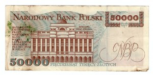 50.000 złotych 1993 - seria M