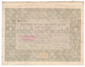 Zjednoczone Browary Grodziskie w Grodzisku, Emisja 2, - 1 x 1.0000 marek polskich