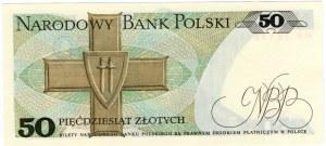 50 złotych 1988 - seria HR