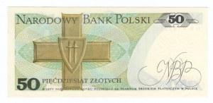 50 złotych 1988 - seria HB