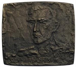 Medal Karol Szymanowski (1883-1937) - Anna Krzymańska