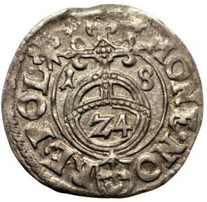 Zygmunt III Waza (1587-1632) - Półtorak 1618 Kraków - kolekcja Górecki