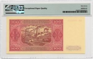 100 złotych 1948 - seria KR - PMG 67 EPQ