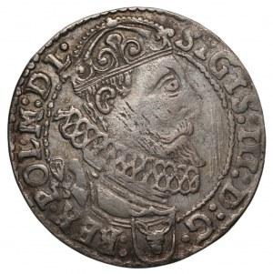 Zygmunt III Waza (1587-1632) - Szóstak 1627 - Kraków
