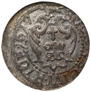 Zygmunt III Waza (1587-1632) - Szeląg 1617 - Ryga