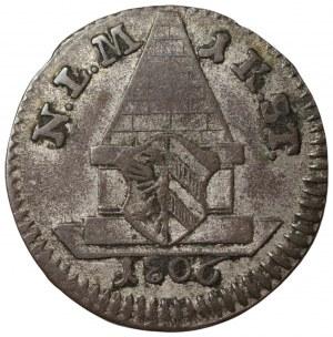 Niemcy - Norymberga - 1 krajcar 1806