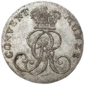 Niemcy - Hanower - 4 fenigi 1817