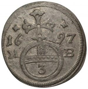 Śląsk - Leopold I Greszel - 1679