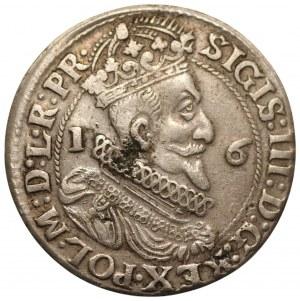 Zygmunt III Waza (1587-1632) - Ort 1623 Gdańsk
