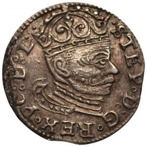 Stefan Batory (1576-1586) - Trojak 1583 Ryga