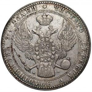 ROSJA - 1 1/2 rubla/10 złotych 1836 - MW Warszawa