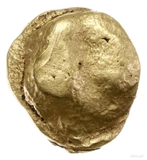 1/8 statera typu Atena-Alkis, III–II w. pne; Aw: Schema...