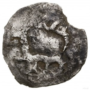 Anonimowy pieniądz, ok. 1377–1382 r., mennica Krewo (?)...