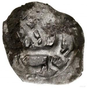 Półgrosz litewski (pieniążek), ok. 1388–1390, mennica W...