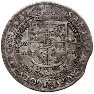 Talar lekki, 1622, mennica Bydgoszcz; Aw: Półpostać wła...